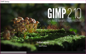GIMP Portable, GIMP Portable install, GIMP Portable download