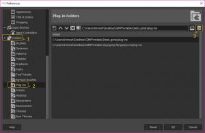 GIMP Portable, how to install GIMP Portable