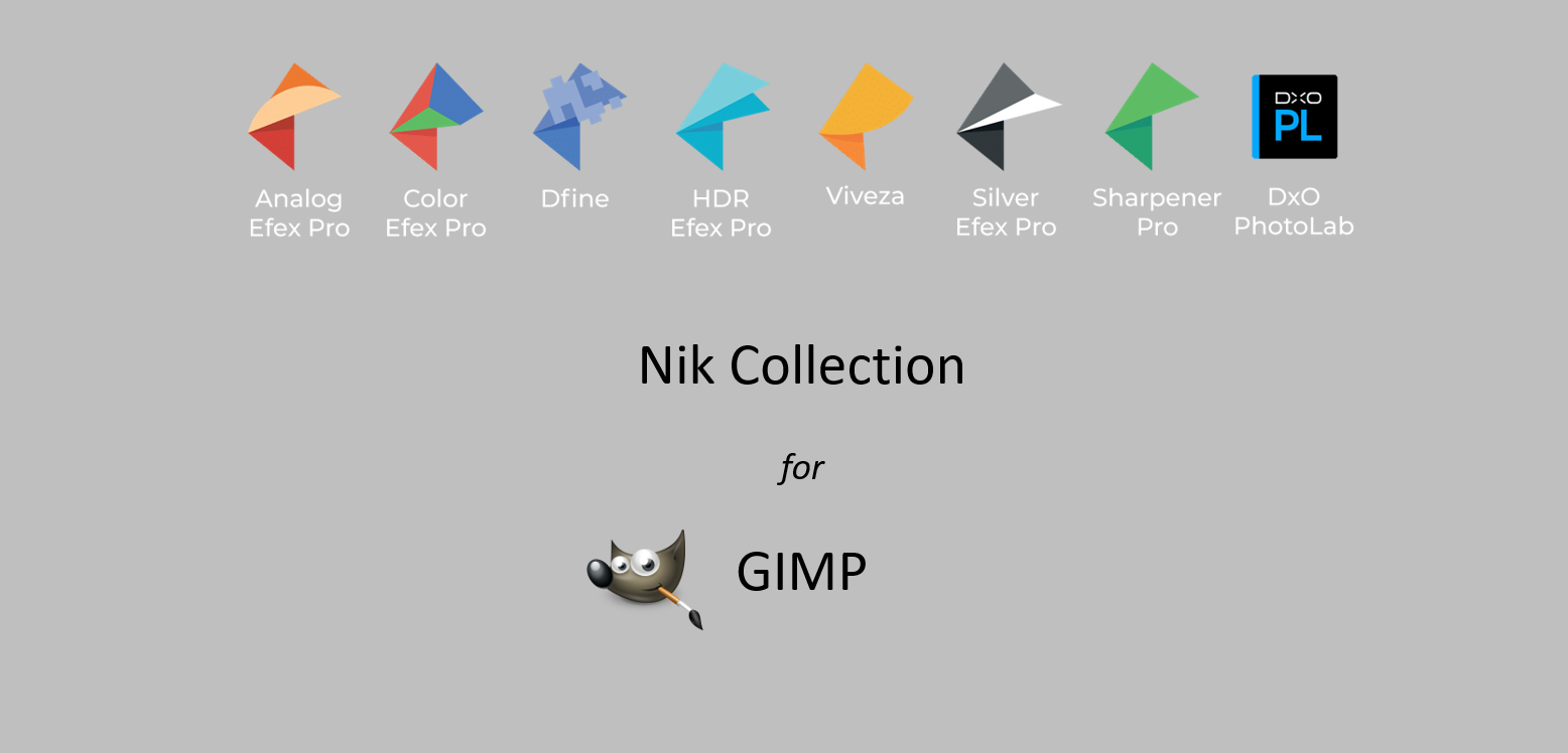 Nik Collection for GIMP
