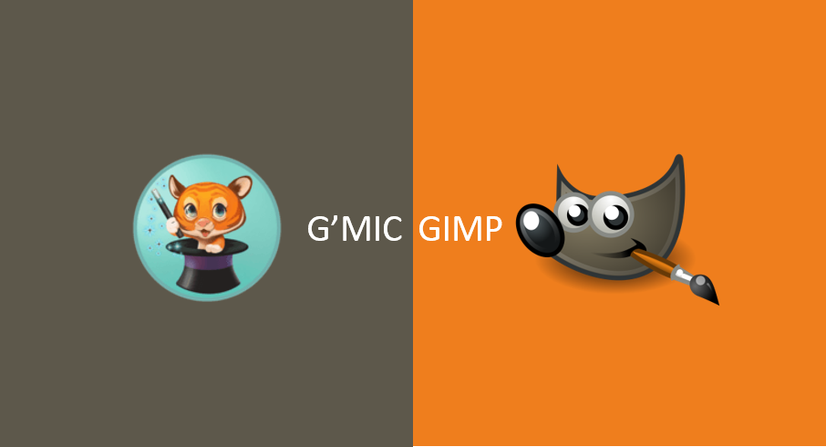 GMIC for GIMP portable