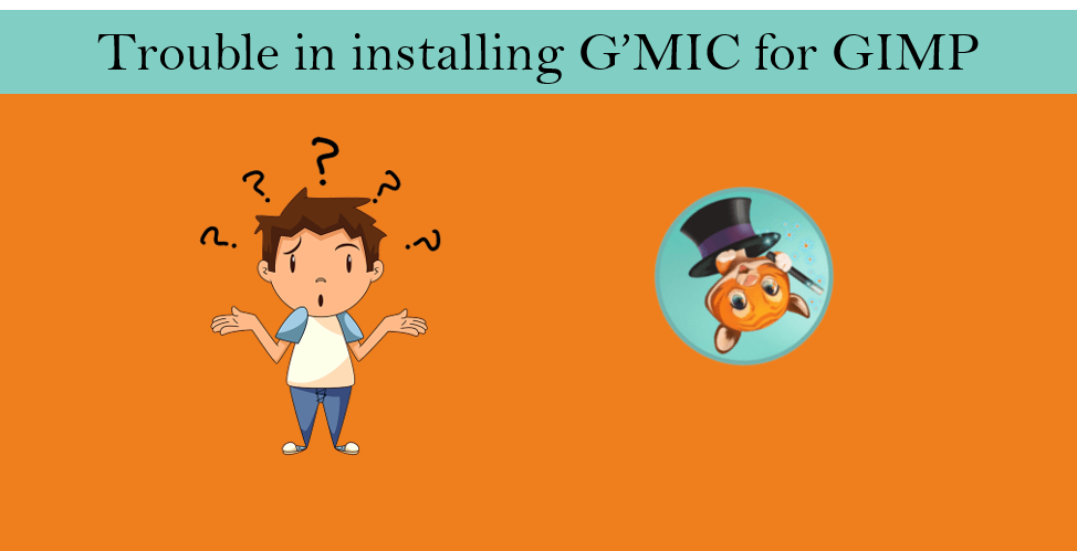 Trouble installing G'mic for GIMP
